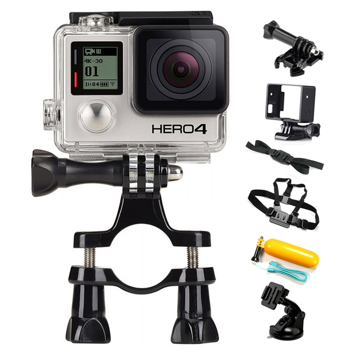 Ultimate GoPro Mount  amp  Accessory Kit 8cd90d32a0e0