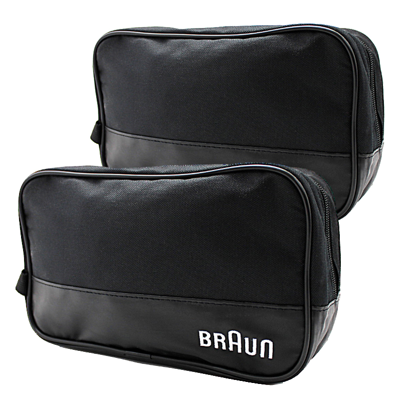 2-Pack Braun Men s Black Travel Bags 3056419