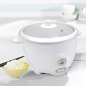 Rice Cooker 15 Cups Includes 1 Spoon  amp  1 Measuring Cup 60603