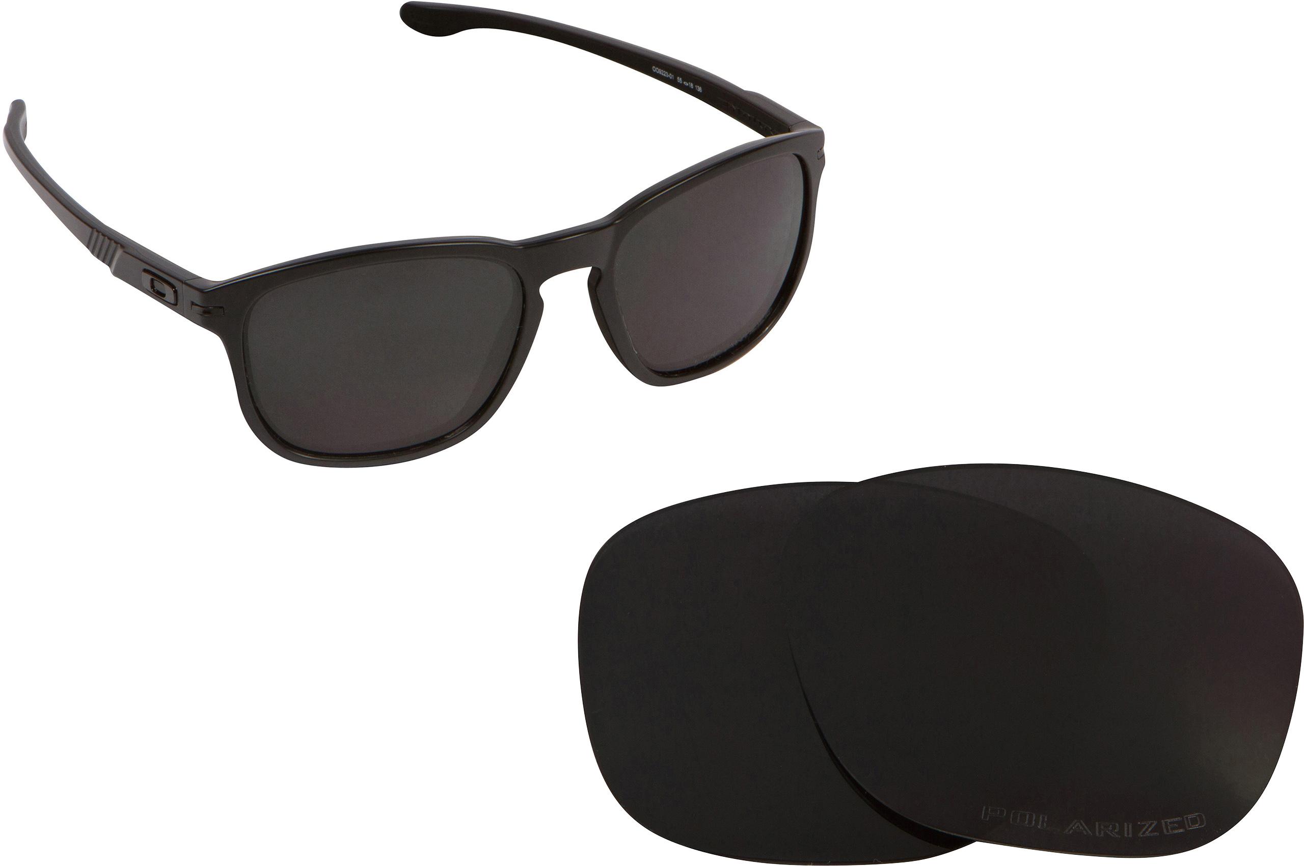 54c0bf7a18 New SEEK OPTICS Replacement Lenses Oakley ENDURO - Polarized Black - Tanga