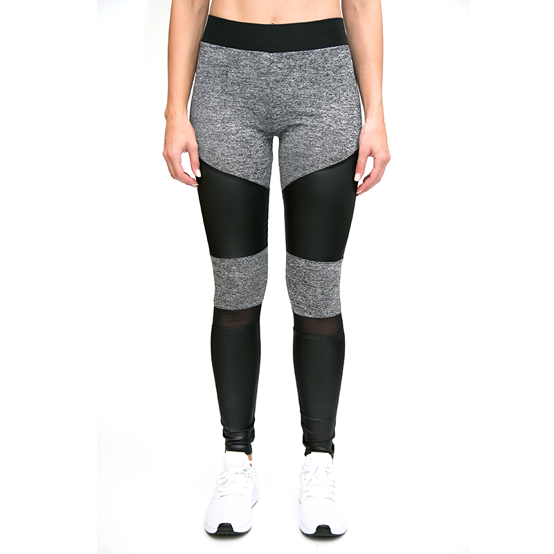 RAG Women's Performance Active Leather-Look Legging with ...