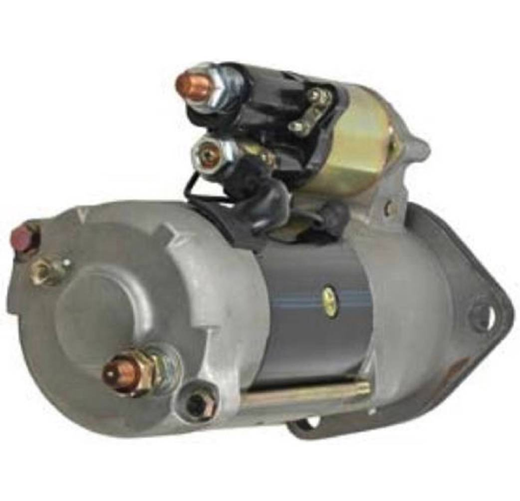 Fiat Allis 8b Dozer Parts : New v t kw cw starter motor fits fiat allis crawler
