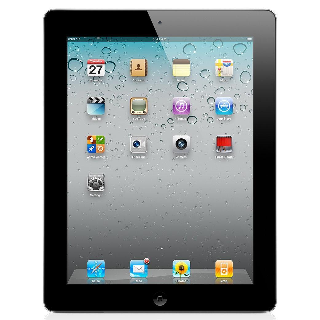 Apple iPad 2 MC769LL A, 16GB WiFi - Black (Grade B) e0024c89ca47