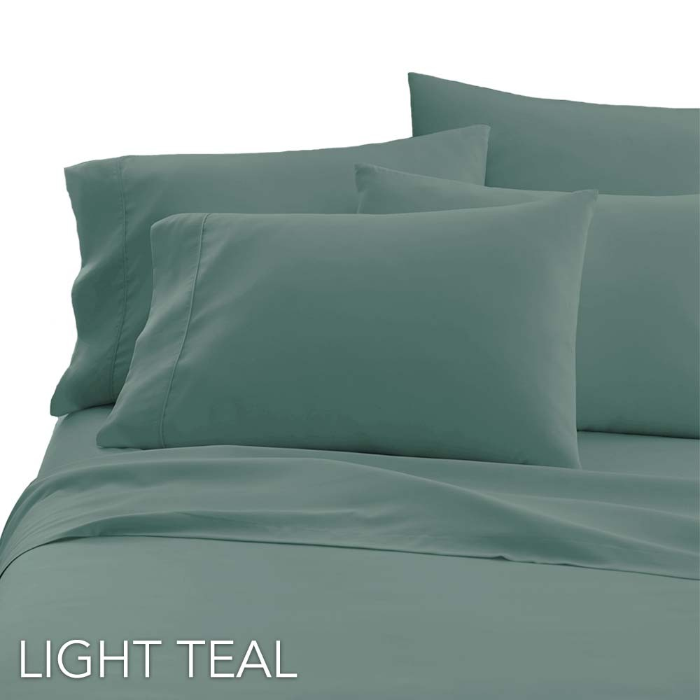 4 Piece Set Bamboo Blend Comfort Bed Sheets Tanga