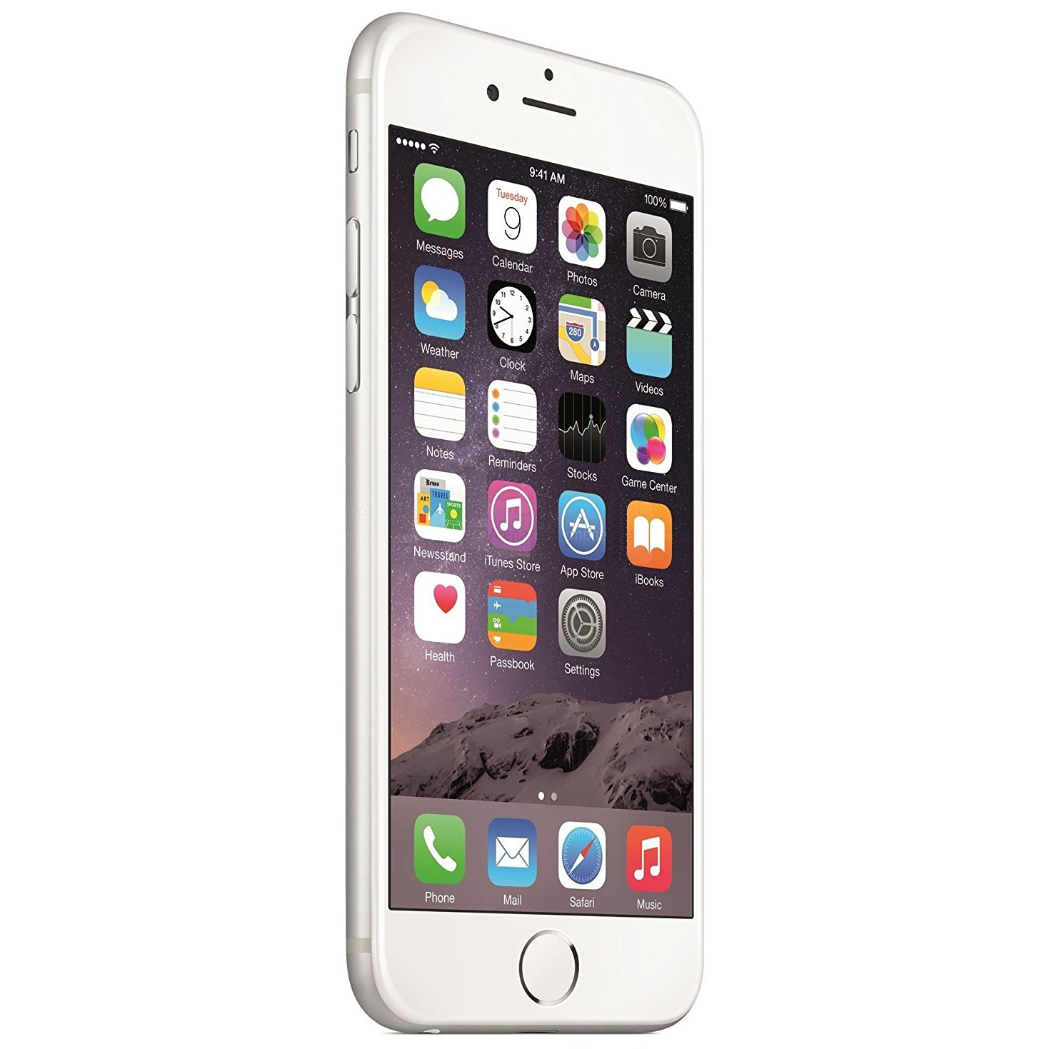 apple iphone 6 16gb gsm unlocked 4g lte smartphone w free selfie stick tanga. Black Bedroom Furniture Sets. Home Design Ideas