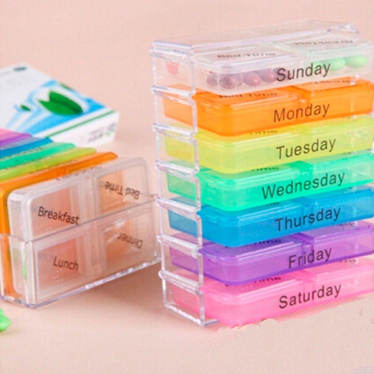 Spectrum Pill Organizer System