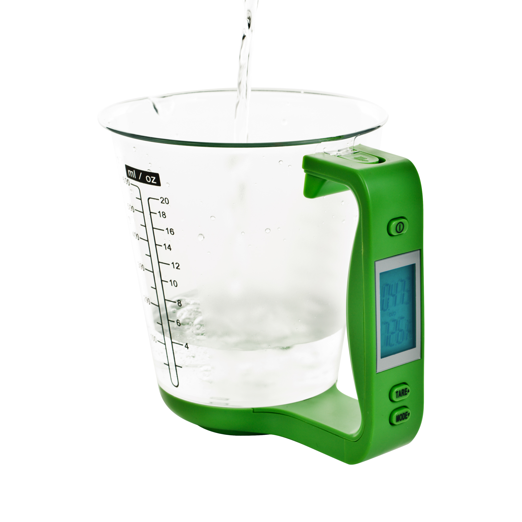 Chef Buddy Digital Detachable Measuring Cup Scale 5066