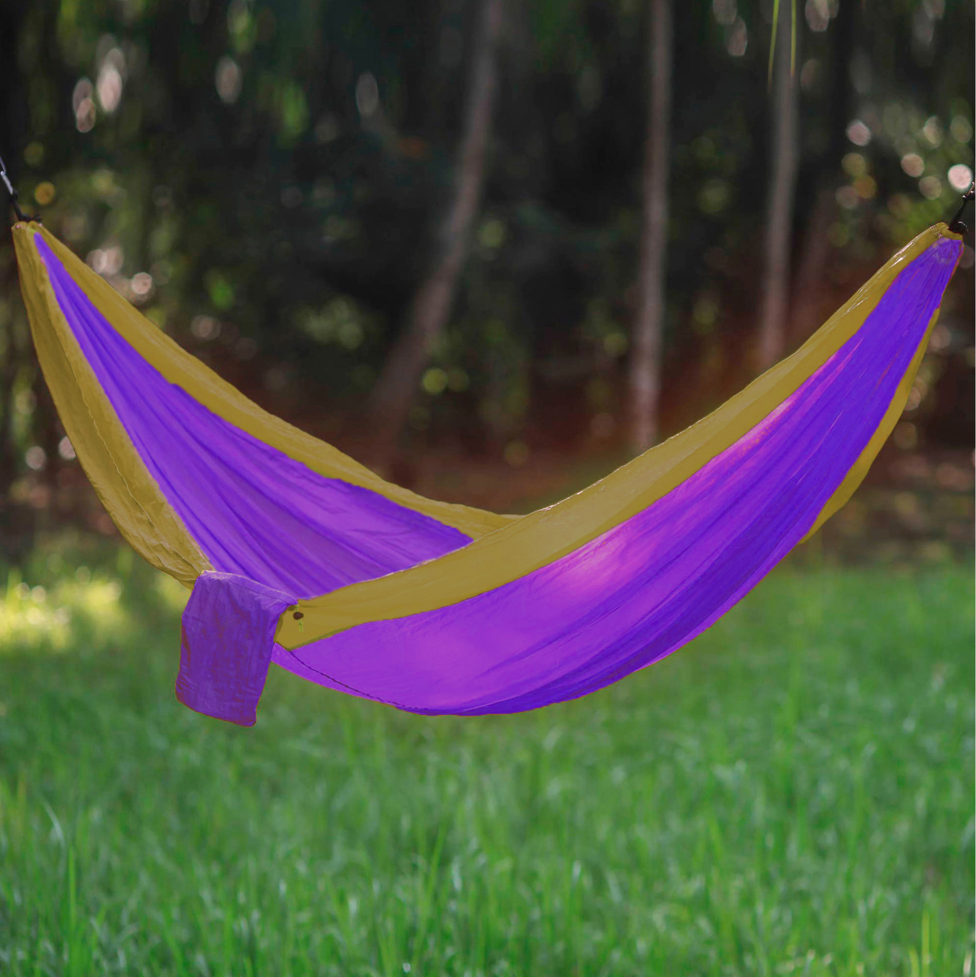 & Sport Force Portable Two Person Hammock - Tanga