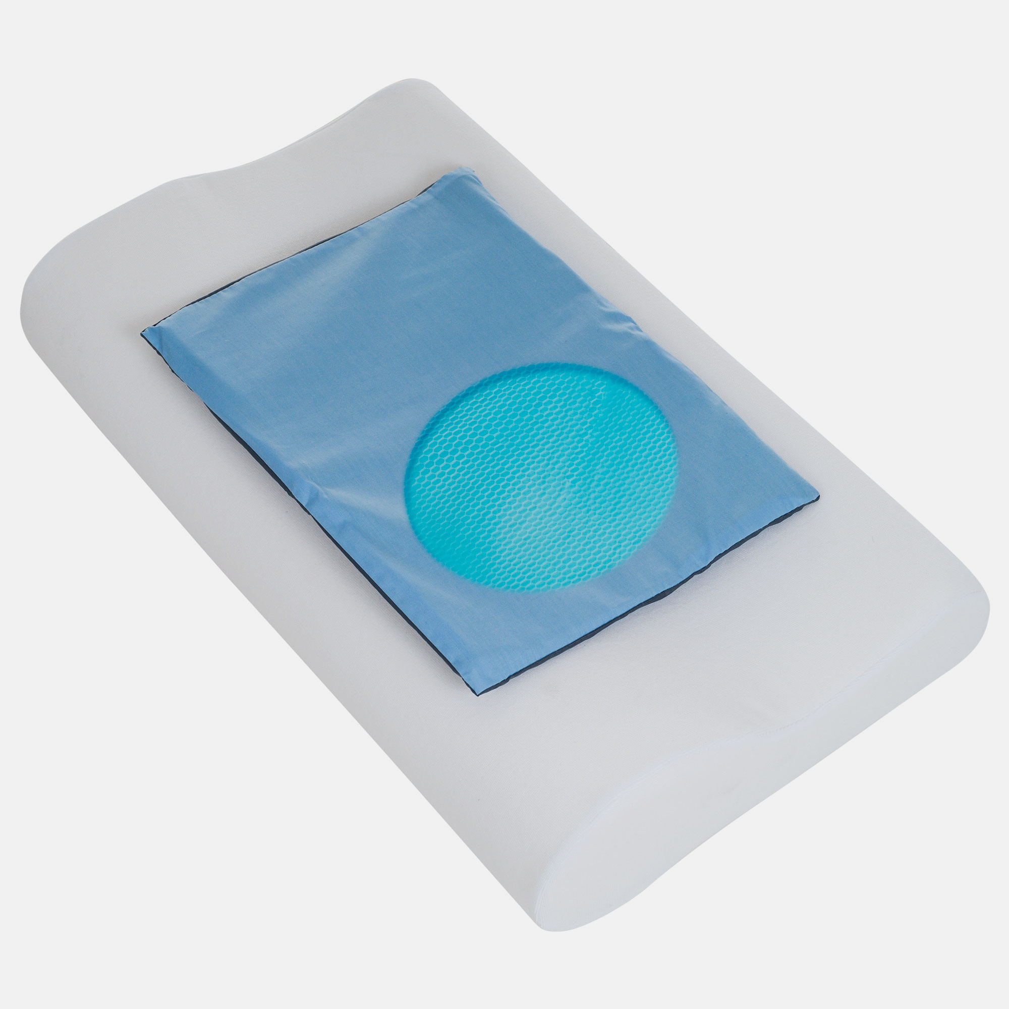 Remedy Cool Gel Mini Pillow Mat - 9 x 12 inch