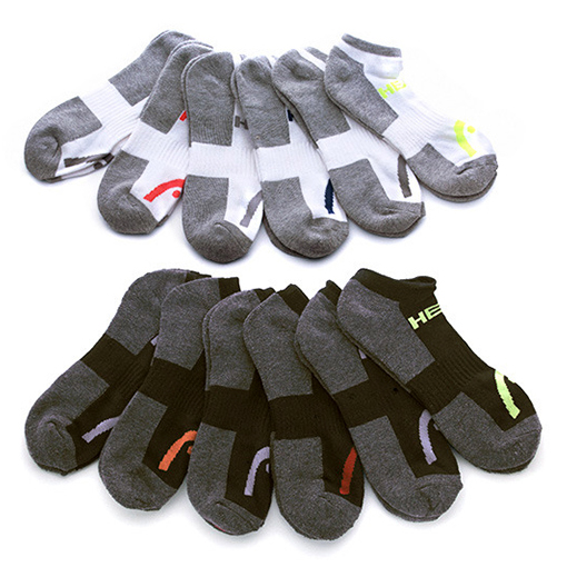 12 Pairs Head Moisture-Wicking Socks 83f5bb984195