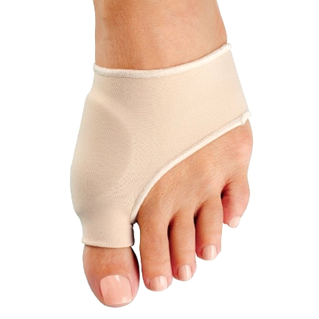 2-Pack  Bunion Protector and Detox Sleeve