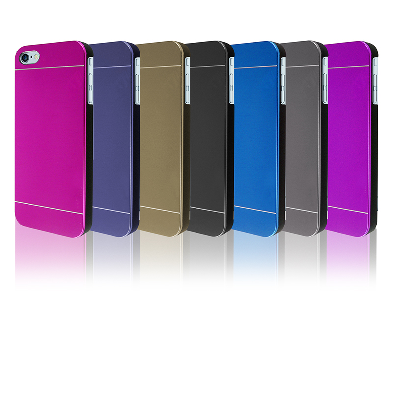 iPhone 6 Plus 5.5  Shiny Reflection Slim Case