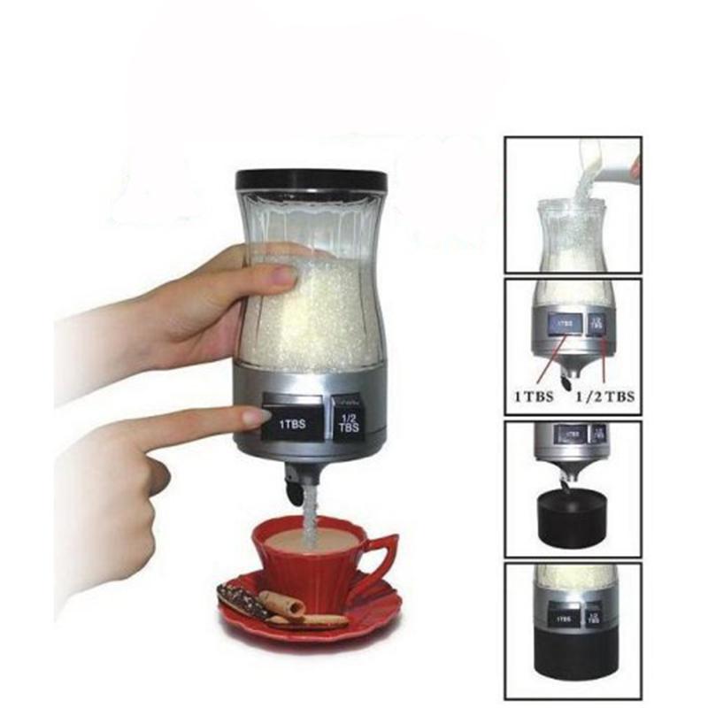 Automatic Salt Dispenser ~ Automatic sugar and spice dispenser tanga