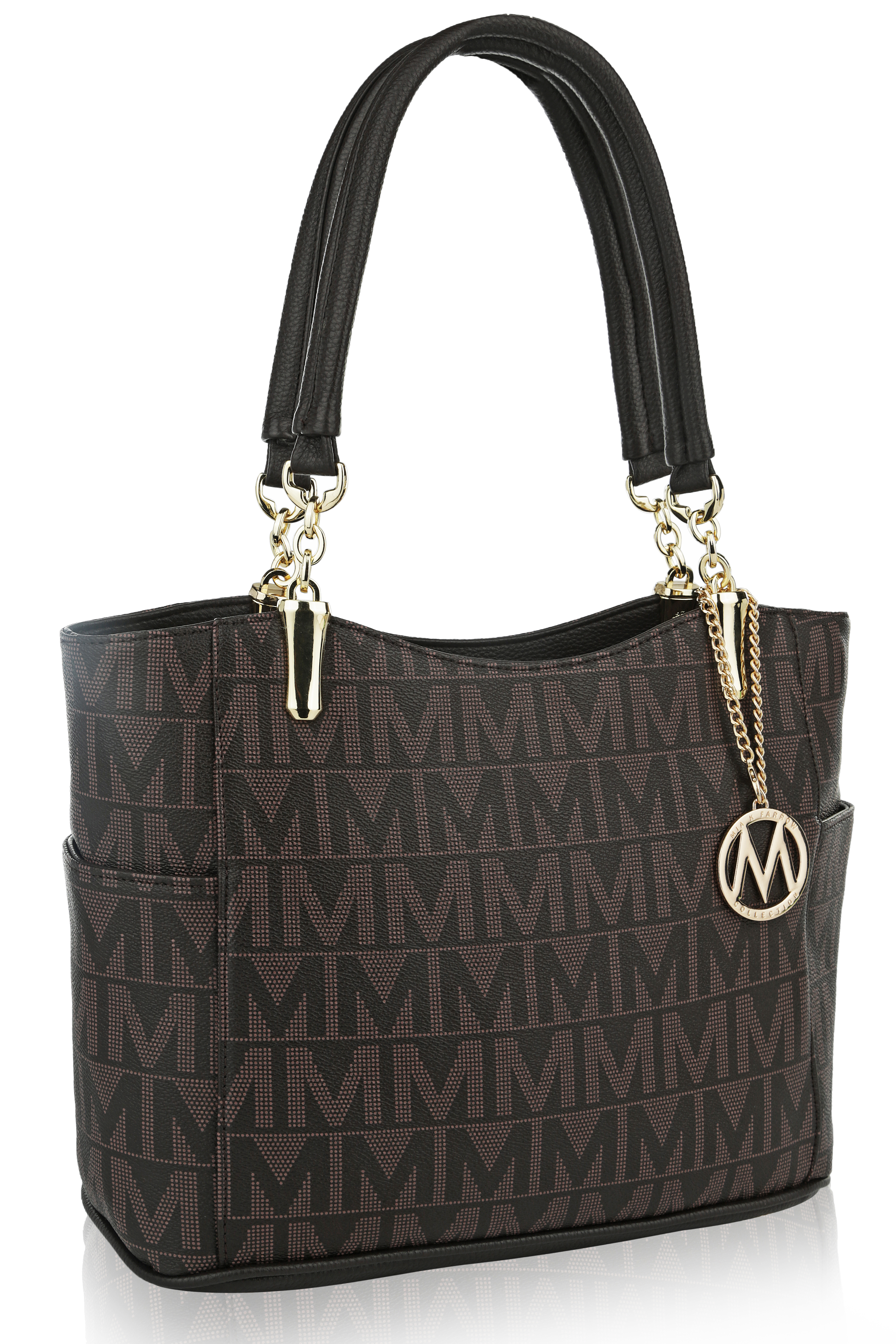 MKF Collection Braylee M Signature Tote by Mia K. Farrow