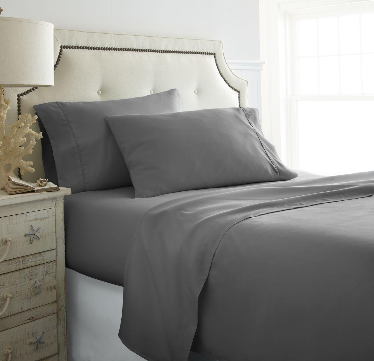 Merit Linens Ultra Soft 4 Piece Bed Sheet Set 3646820