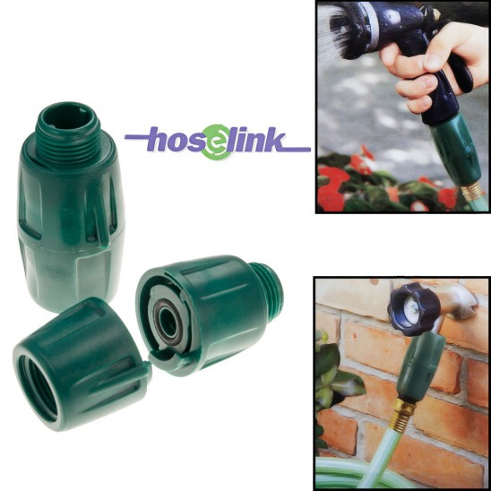 how to fix a cut garden hose