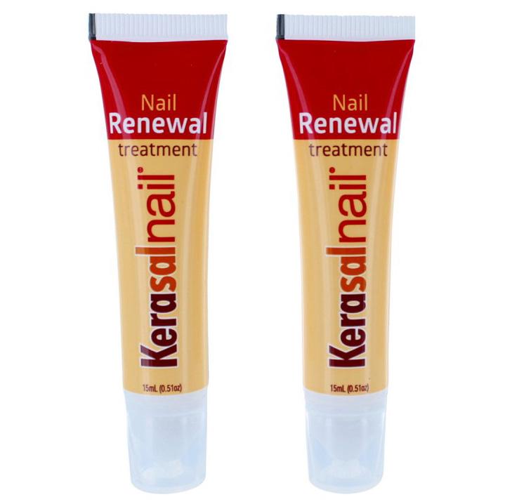 2-Pack Kerasal Nail Fungal Renewal Treatment (30mL) - Tanga
