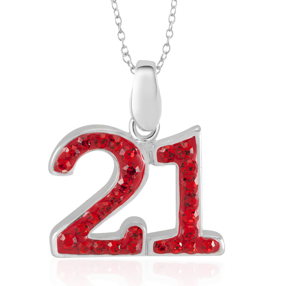 Crystal Novelty Fashion Necklace - 21