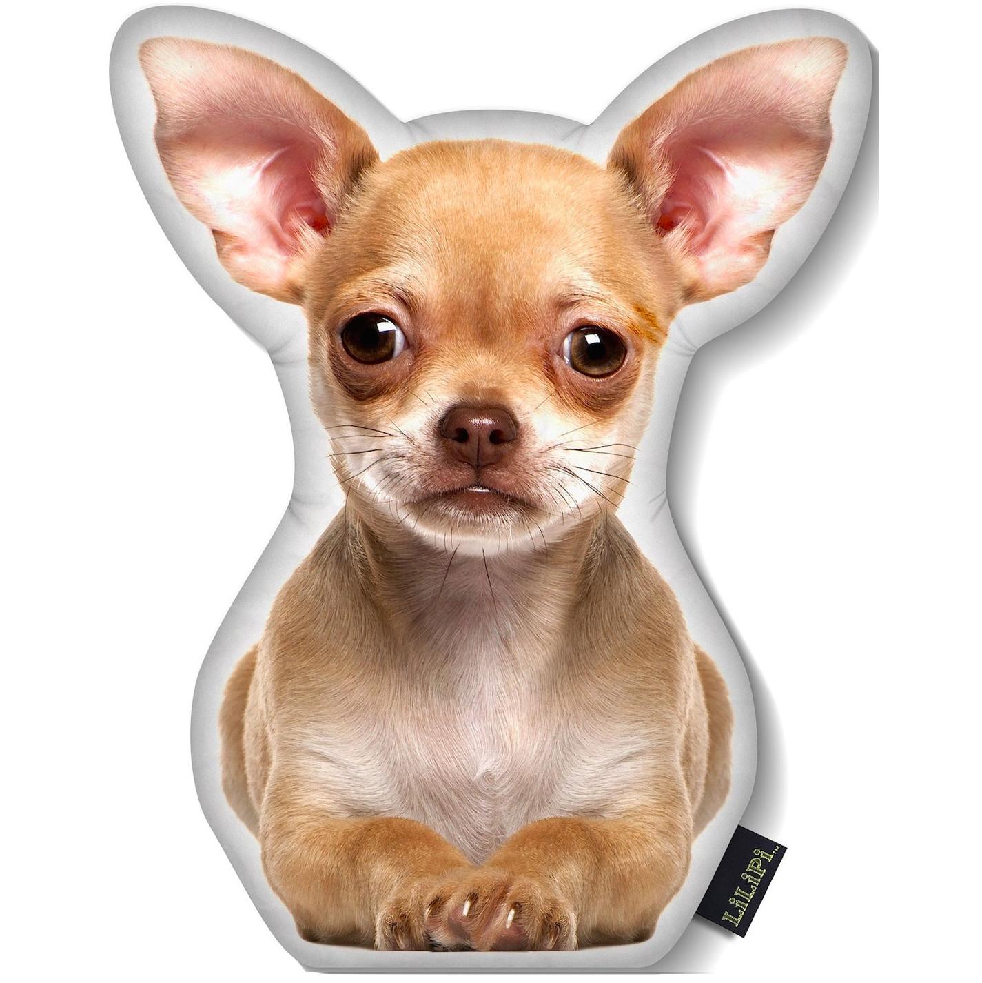 Lilipi Dog Shaped Pillow Tanga