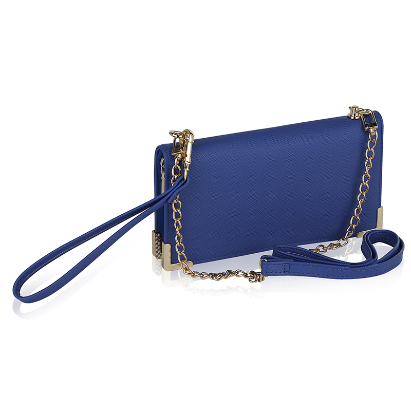 MKF Collection Lauren Wallet Wristlet Shoulder Bag by Mia K. Farrow