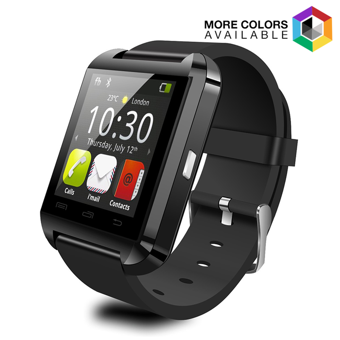 Bluetooth Smart Watch for iOS  amp  Android U80
