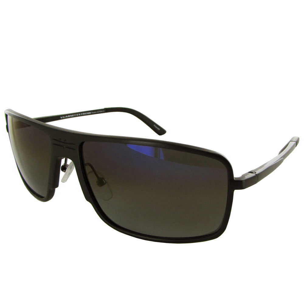 Vuarnet Extreme Unisex VE 7004 Square Aviator Polarized Sunglasses