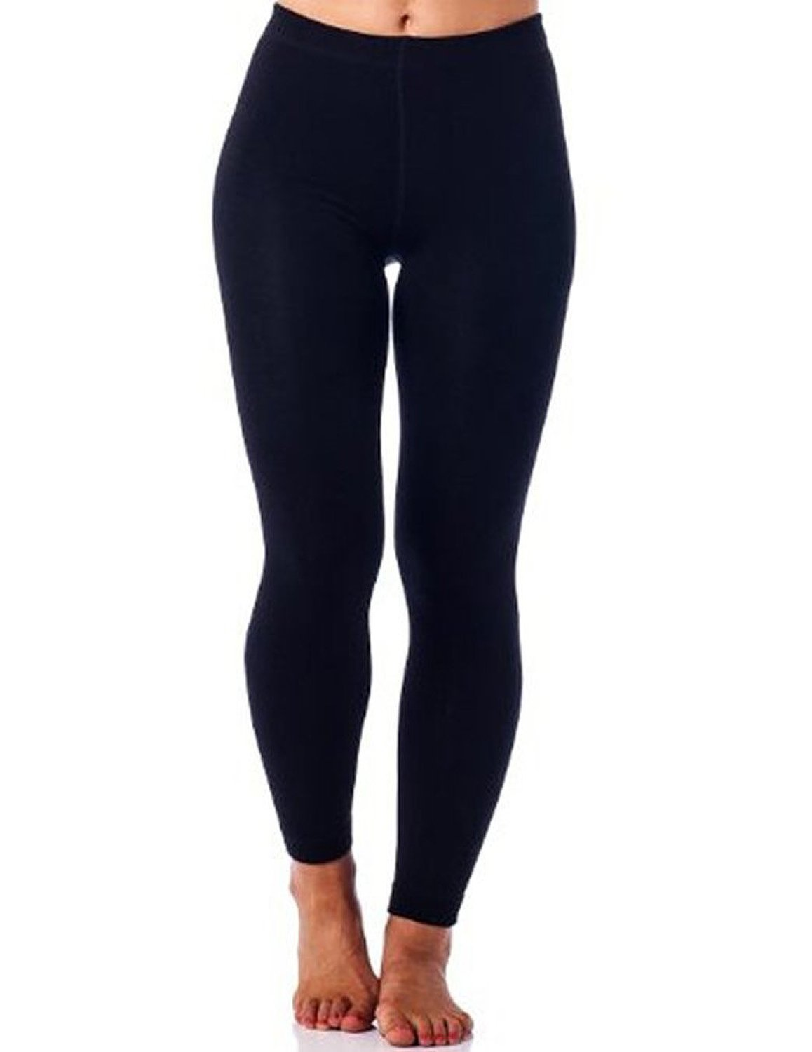 2-Pack Women s Plus Size Fleece Lined Leggings