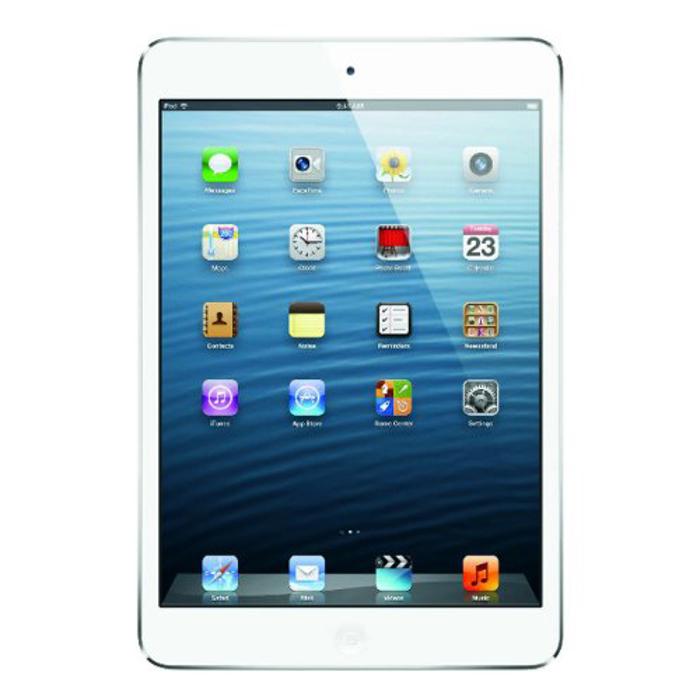 Apple iPad Mini MD532LL A, 32GB WiFi (White with Silver) 3283781