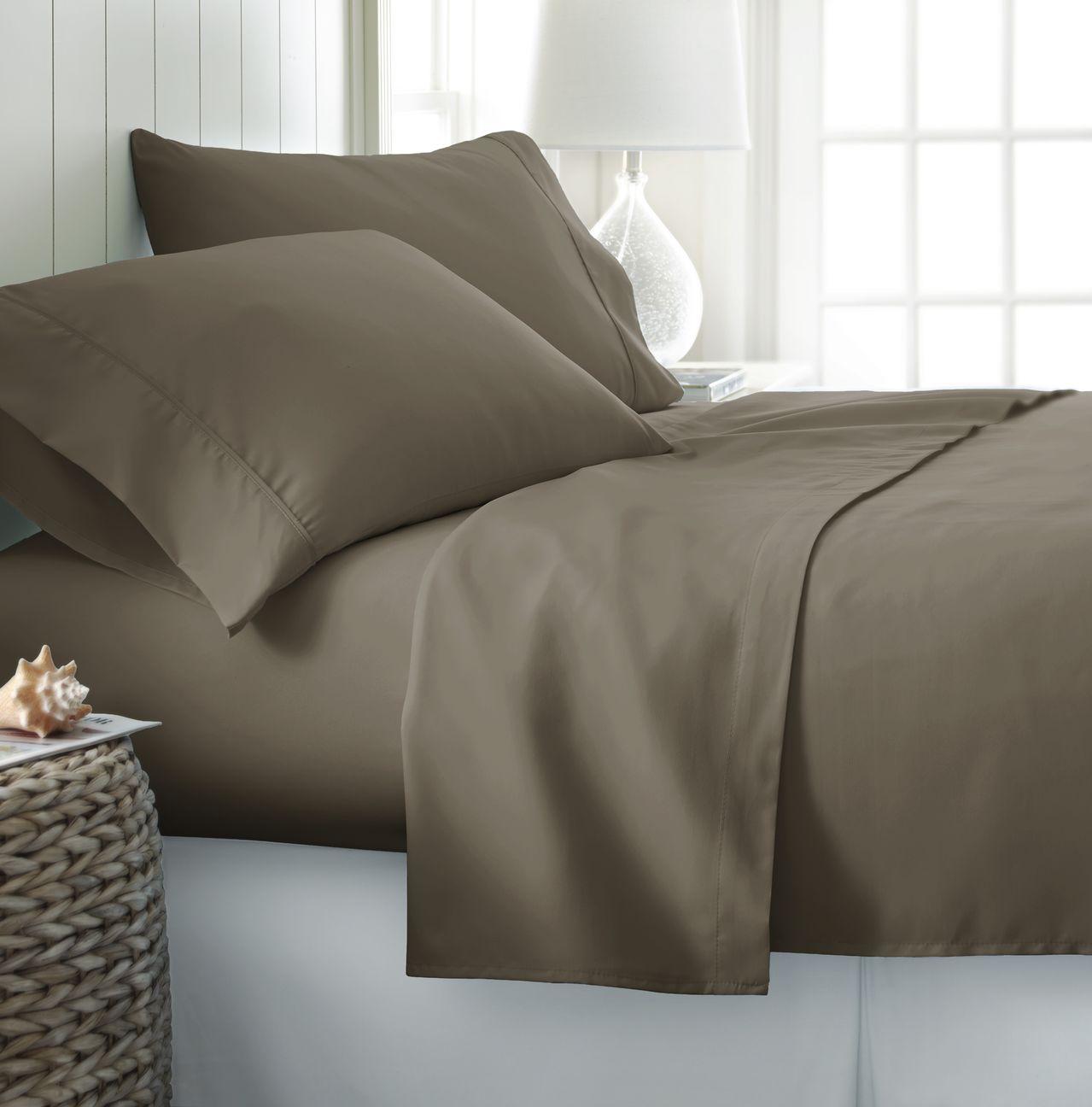 Home Collection Deep Pocket 100% Soft Brushed Microfiber Bedsheets 2911427