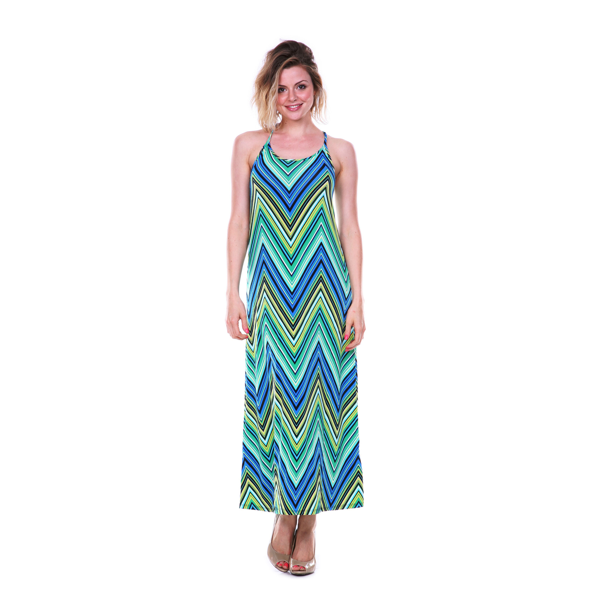 Adalina Maxi Dress - 4 Colors