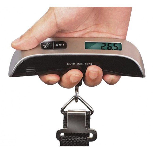 Portable Digital Luggage Scales with LCD Displays