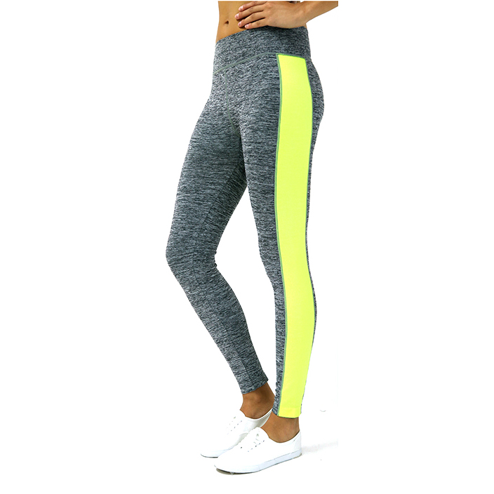 Women s Two-Tone Space Dye Leggings 5022368