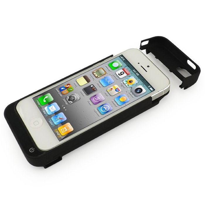 Lingsfire 4200mAh Charger Case for iPhone 5 5s 5c