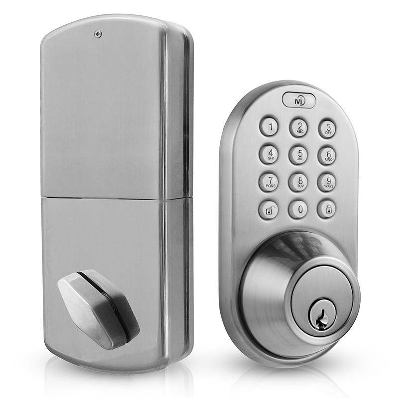 Milocks Keyless Entry Deadbolt Door Lock Tanga