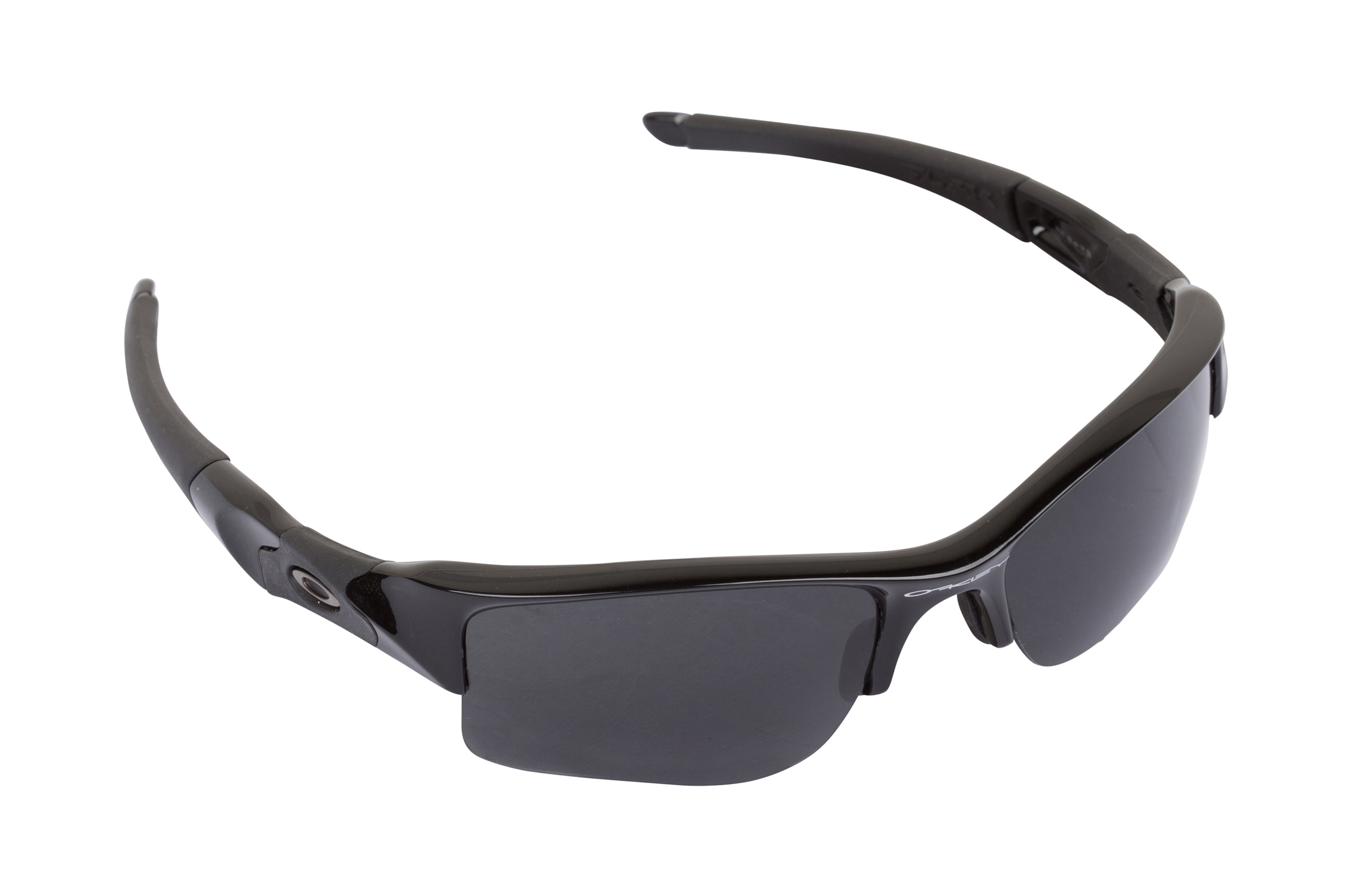 94dcf821a57 Oakley Flak Jacket Xlj Grey Polarized Lenses