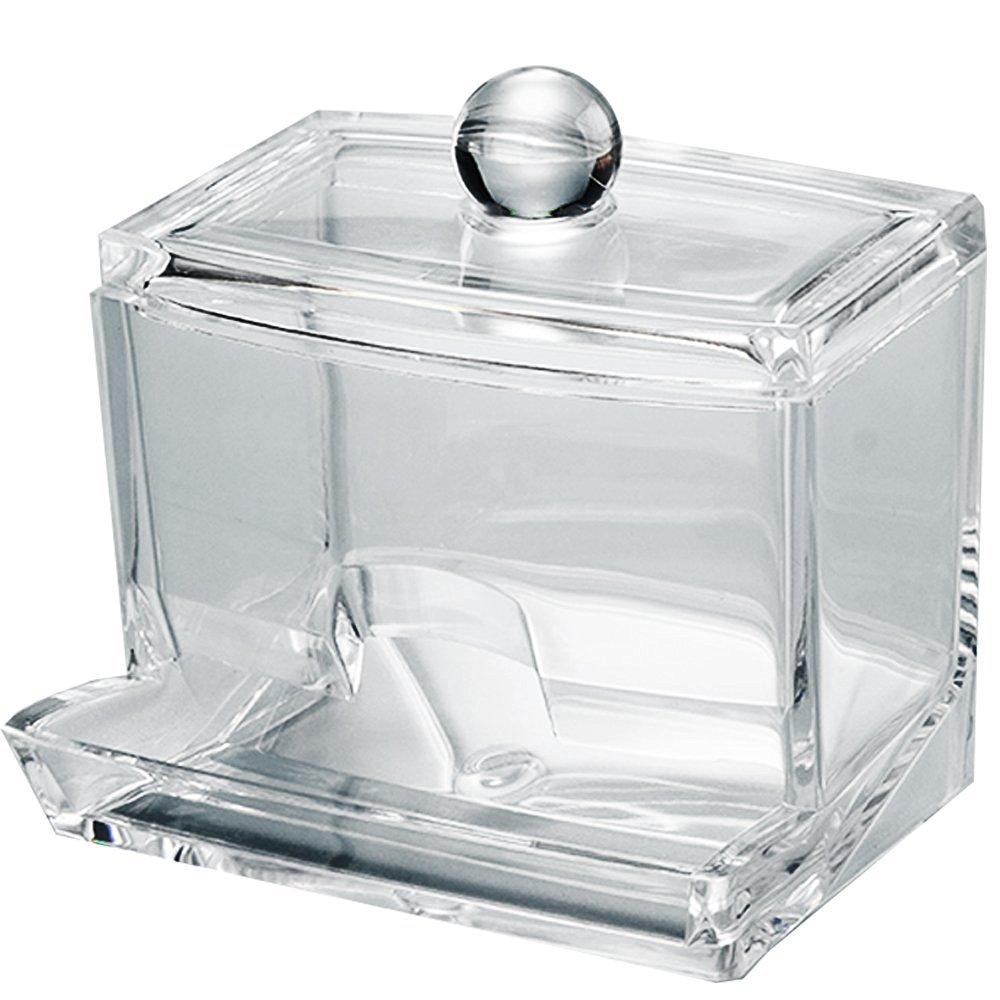 Clear Acrylic Swab Storage Case eeceff6feb0e