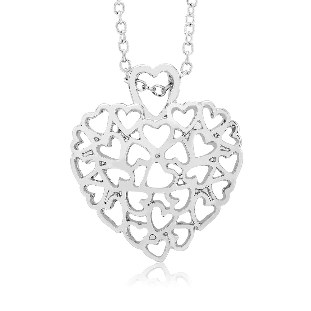Heart of Hearts Necklace