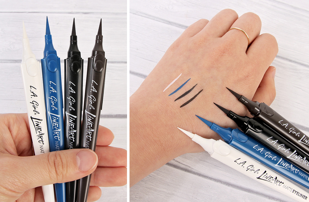 Line Art Matte Eyeliner : Line art matte eyeliner 4 colors! bellechic