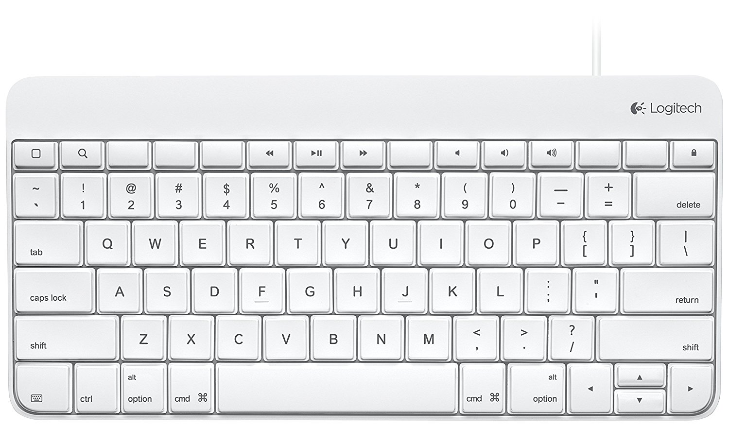 Logitech Wired Keyboard for iPad 1 2 3 - 920-006340