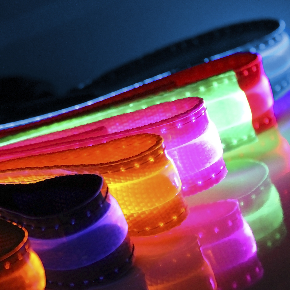 OxGord Pet LED Collar