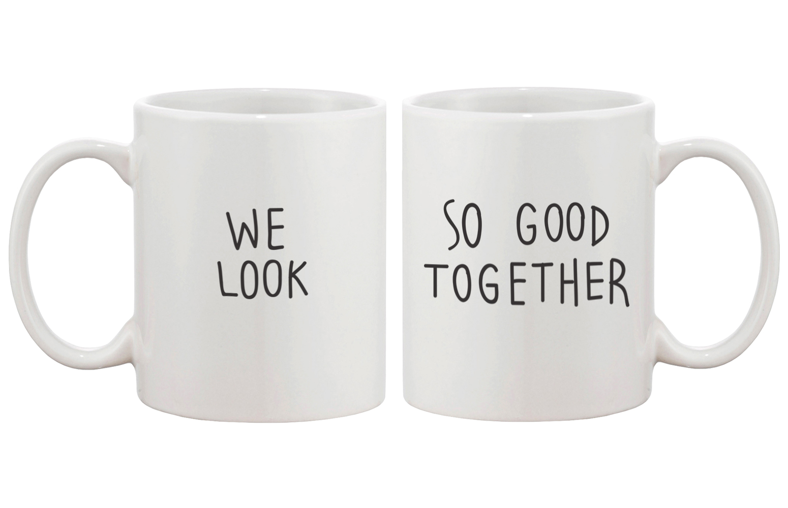 Cute Look Good Matching Couple Mugs 2bf04726d792