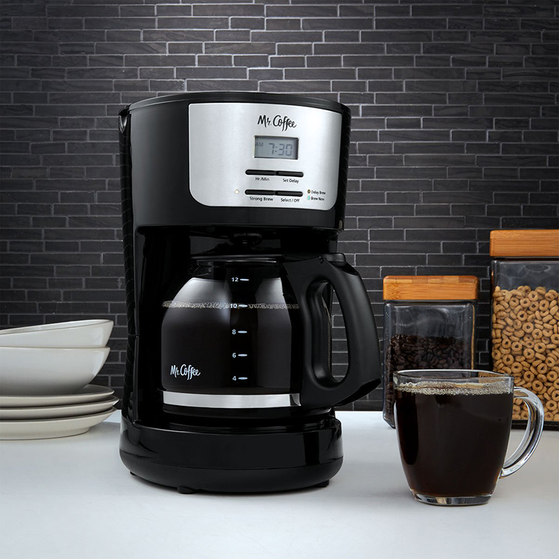 Mr. Coffee 12 Cup Programmable Coffee Maker - BVMC-FLX23 85ed12c94c0e