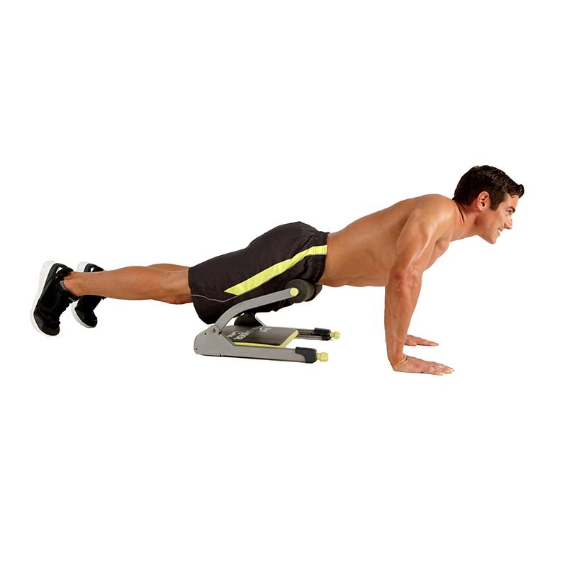 Wonder Core Smart Fitness Equipment Tanga