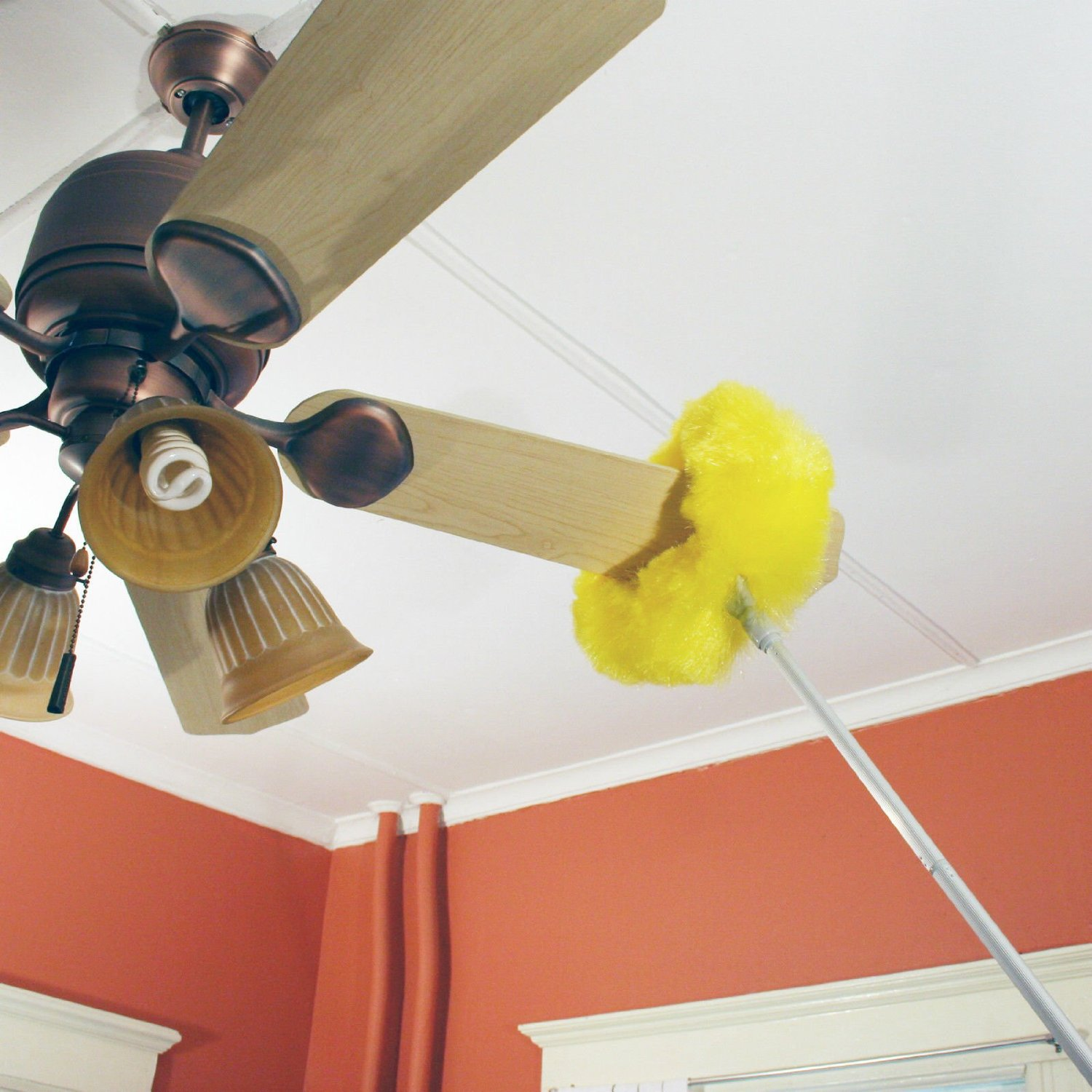 Hampton direct ceiling fan duster electromagnetic 47 reach tanga mozeypictures Choice Image