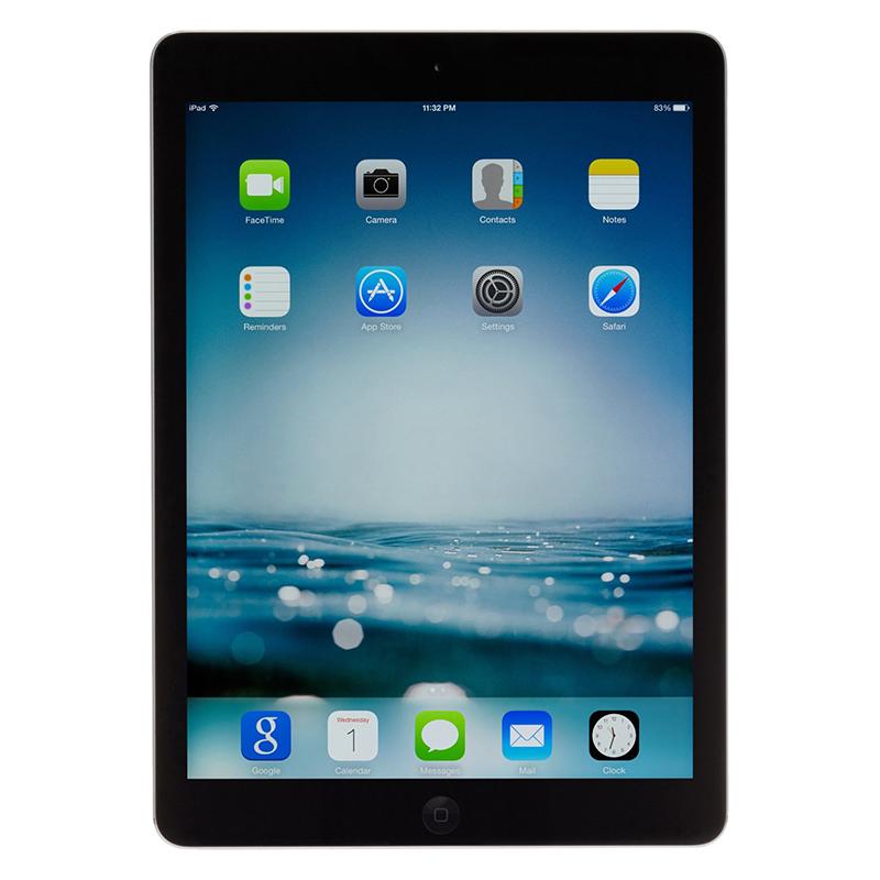 Apple iPad Air ME991LL A, 16GB   WiFi 44ddf2742fa4