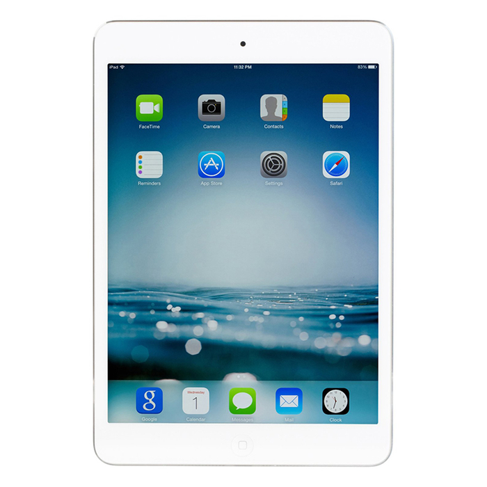 Apple iPad Mini 2 ME281LL A with Retina Display, 64GB WiFi (White) 3283802