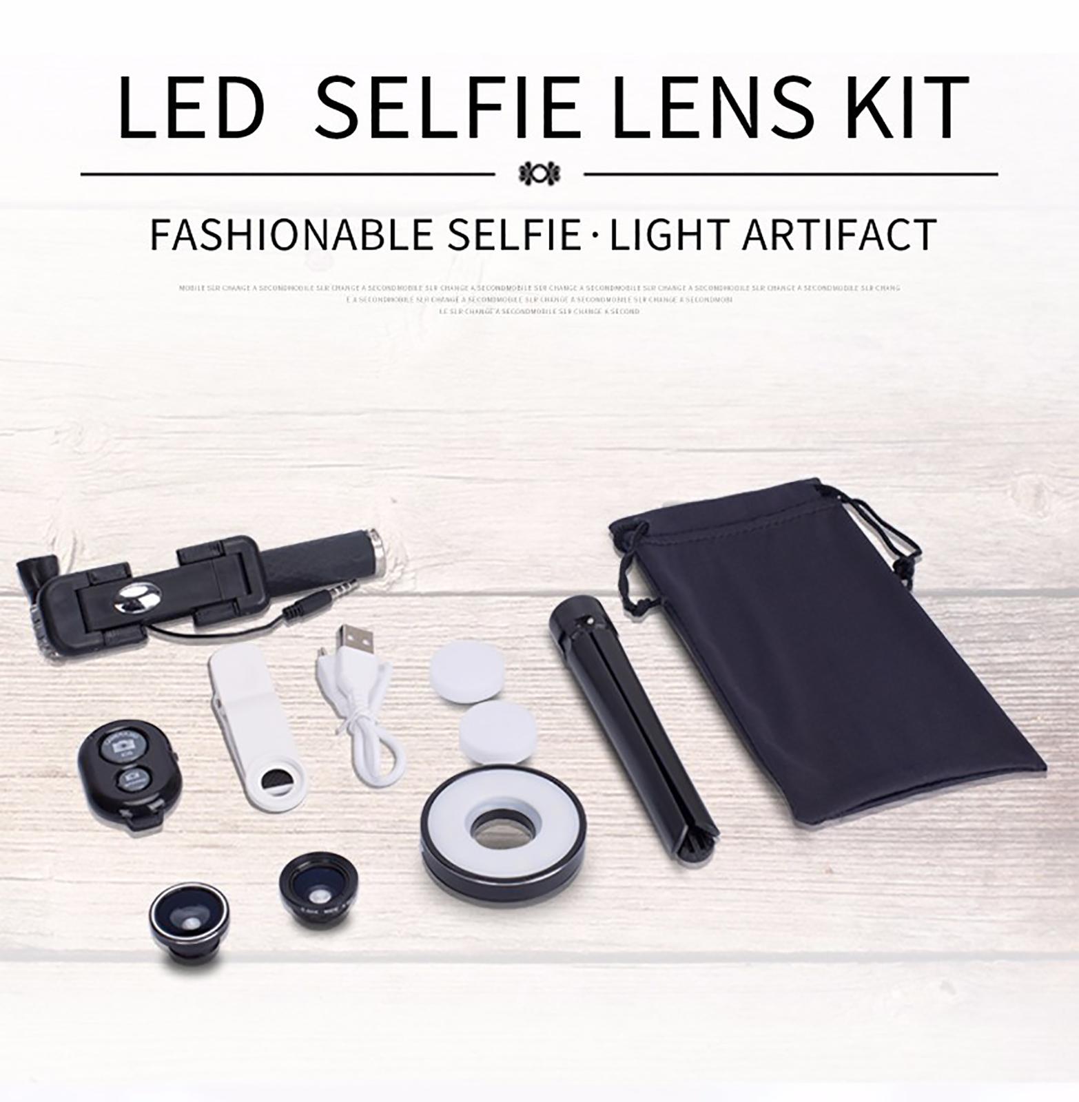 LED Lens Selfie Kit