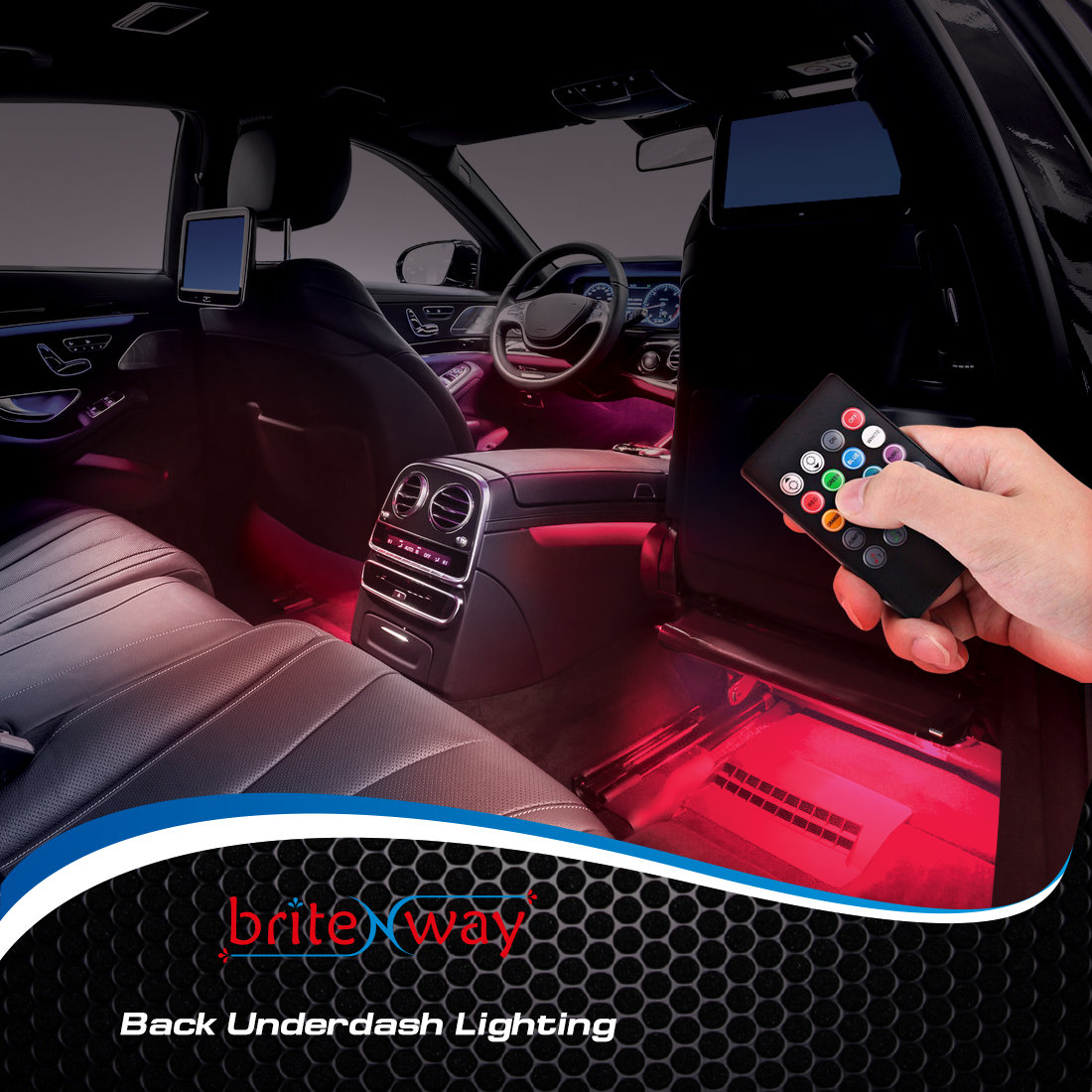 car interior lights make your next drive fun exciting tanga. Black Bedroom Furniture Sets. Home Design Ideas