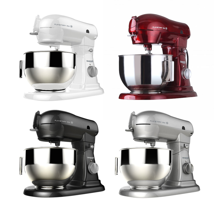 shamrock stand mixer professional 700w motor 10 speed