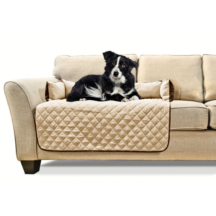 Sofa buddy pet bed furniture cover tanga for Dog beds that look like furniture